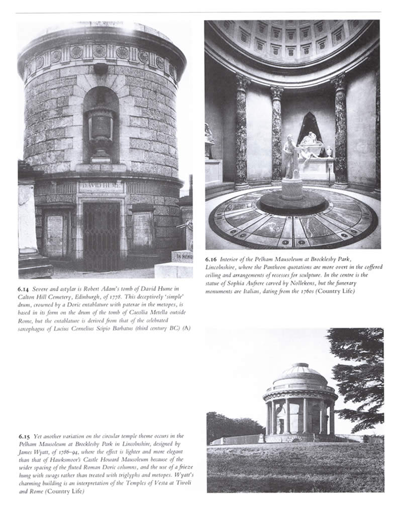 Classical Architecture Terms: Classical Architecture: An Introduction To Its Vocabulary