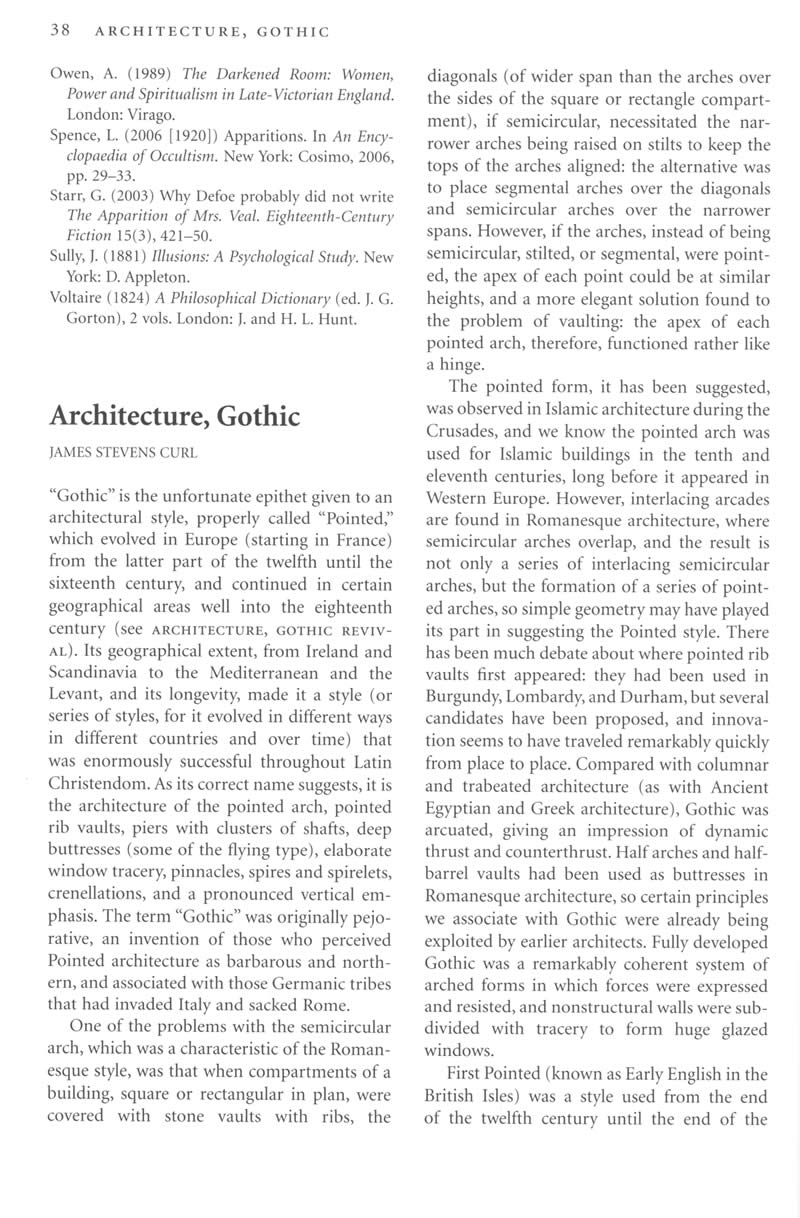 The Gothic revival, an essay in the history of taste
